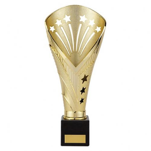 All Stars Super Rapid Trophy Gold 280mm